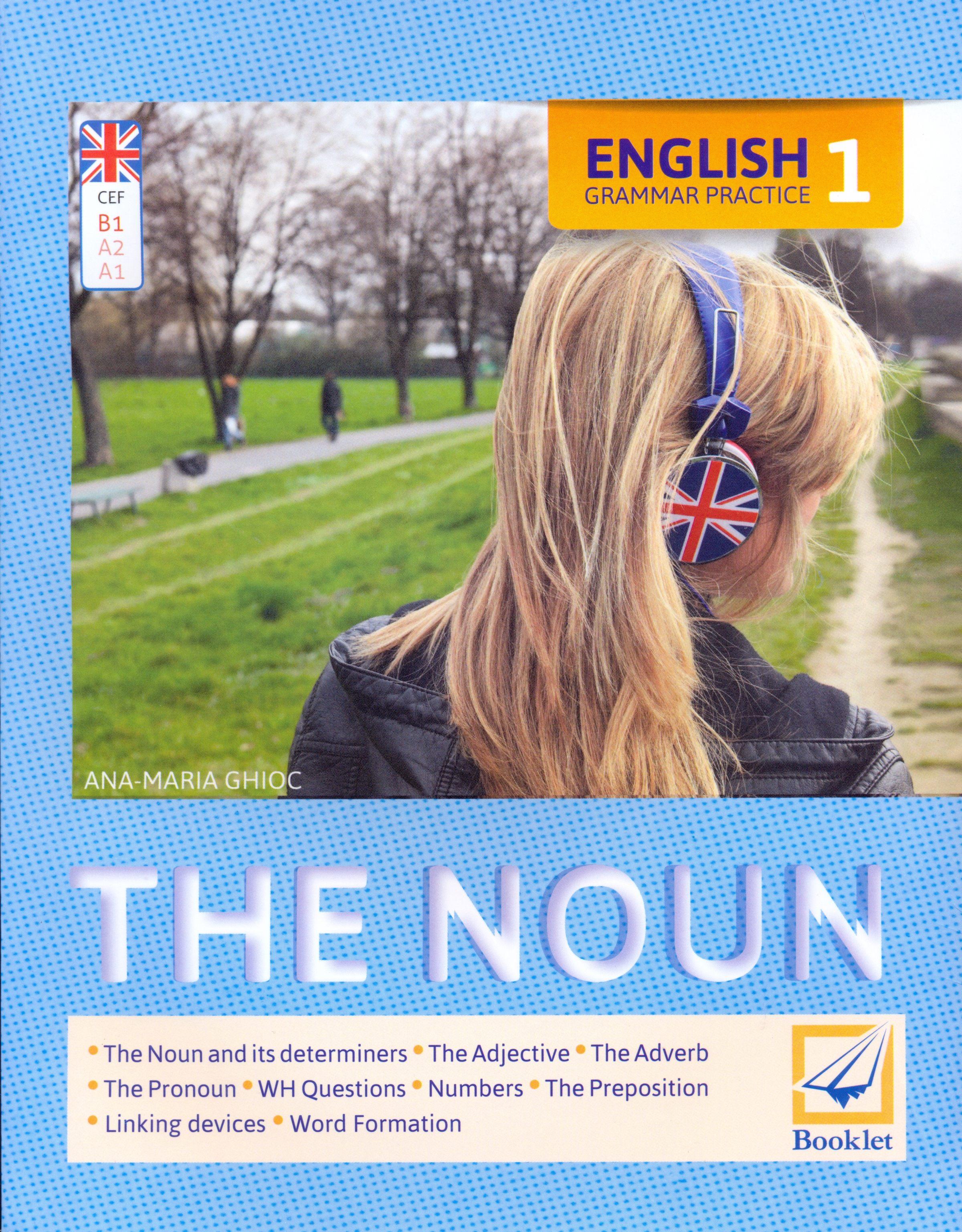 English Grammar Practice 1 - The Noun