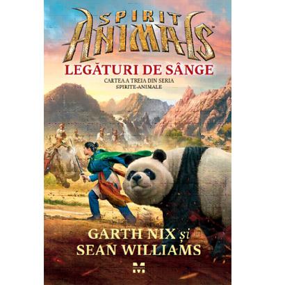 Spirit Animals. Legaturi de sange | Garth Nix, Sean Williams
