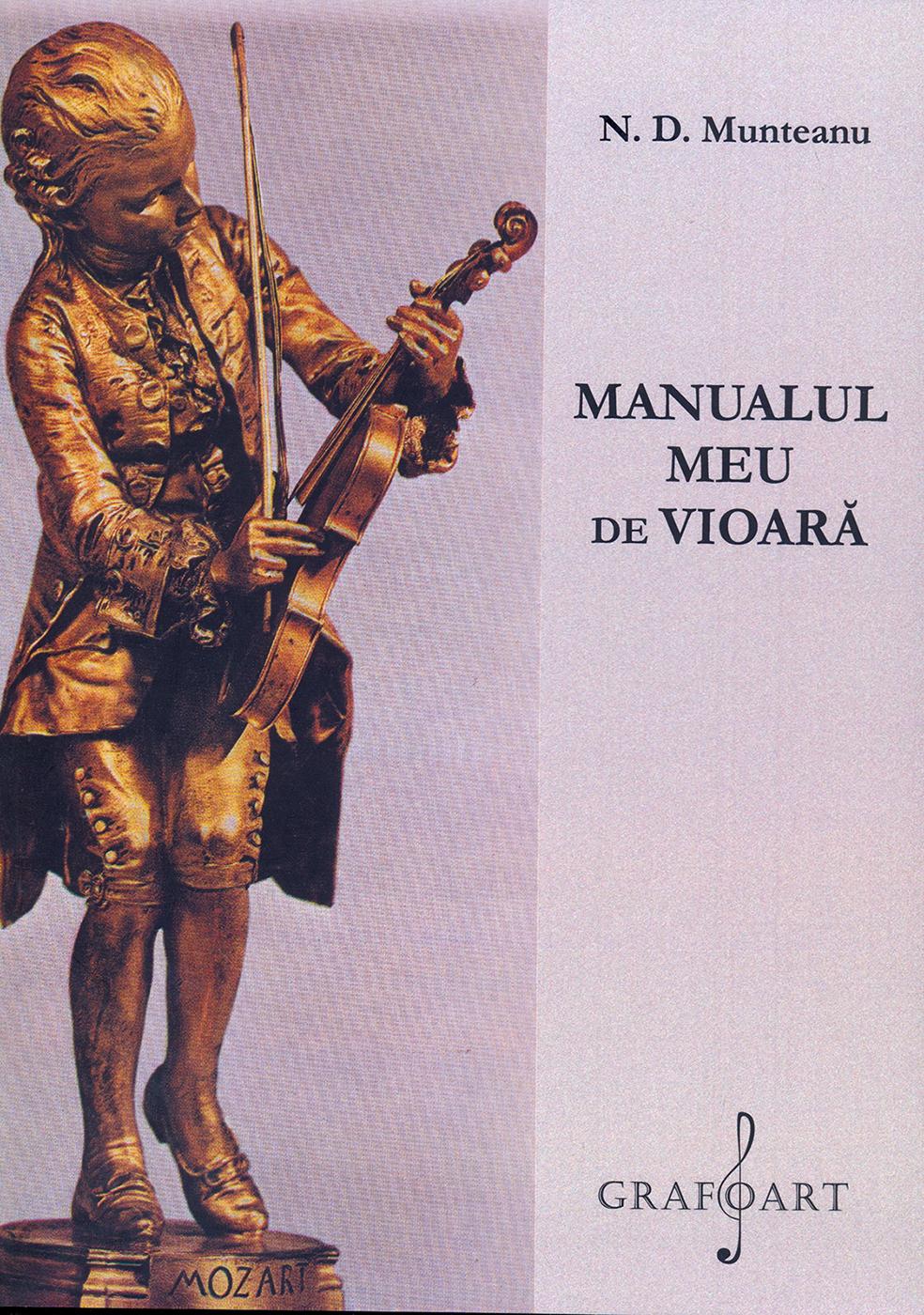 Manualul meu de vioara