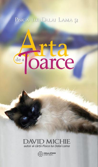 Imagine Pisica Lui Dalai Lama Si Arta De A Toarce - David Michie