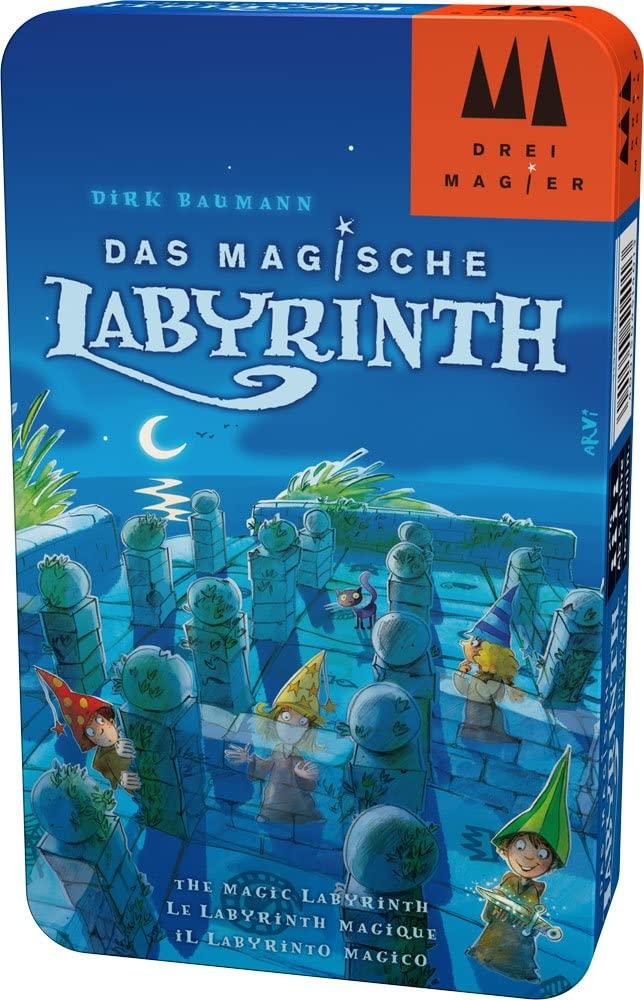 Joc - Labirintul magic | Drei Magier Spiele