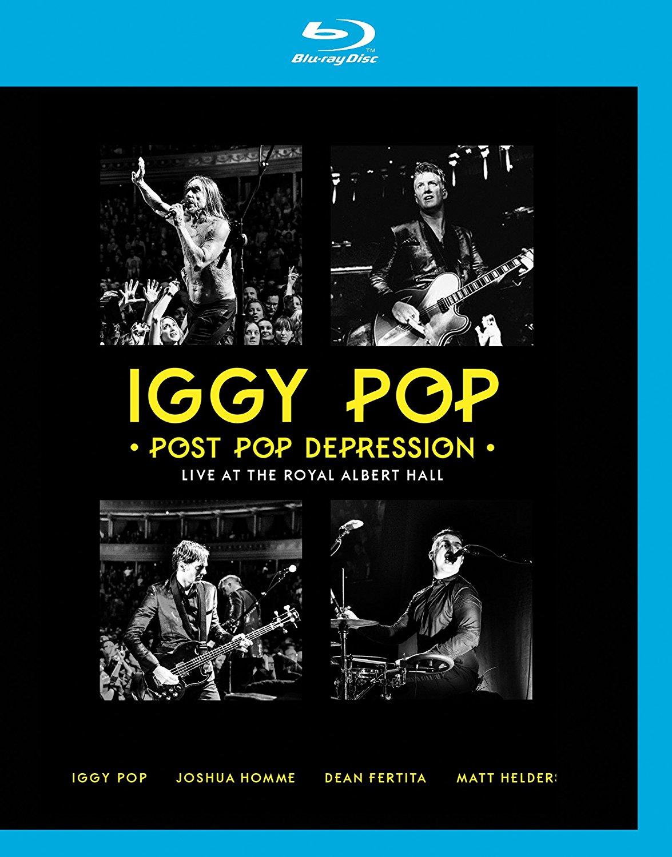 Post Pop Depression - Live At The Royal Albert Hall (Blu Ray Disc)