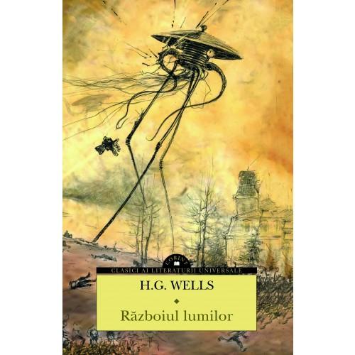 Razboiul lumilor | H.G. Wells