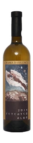 Vin alb - Ingeri din micul Paris, 2015, sec Crama Basilescu