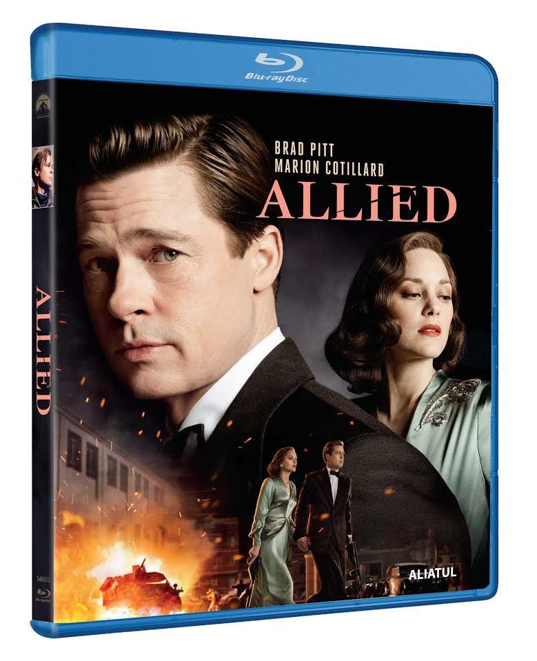 Aliatul (Blu Ray Disc) / Allied