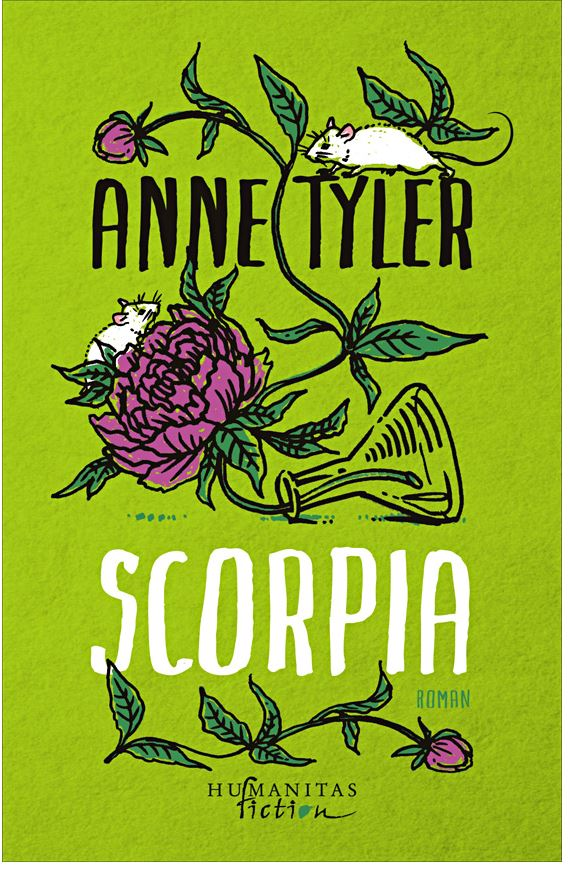 Scorpia   Anne Tyler