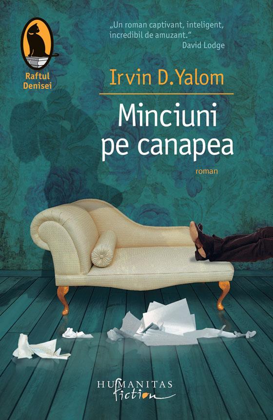 Minciuni pe canapea   Irvin D. Yalom