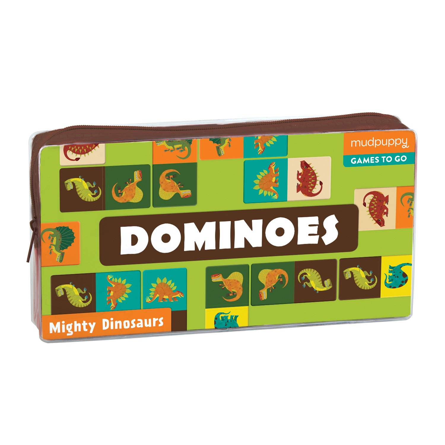Joc - Games to go - Dominoes | Mudpuppy