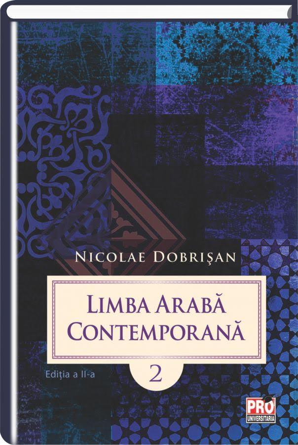 Limba araba contemporana. Vol.II