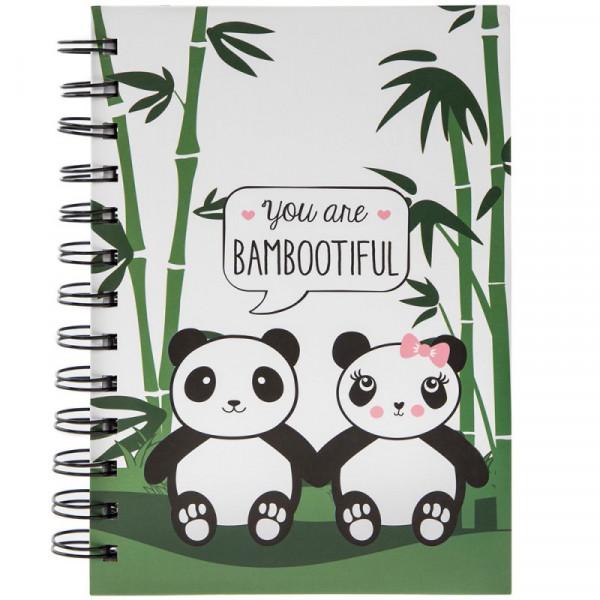 Carnet A6 - Panda (Bambootiful) thumbnail