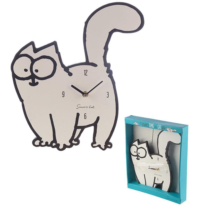 Ceas de perete - Simon's Cat thumbnail