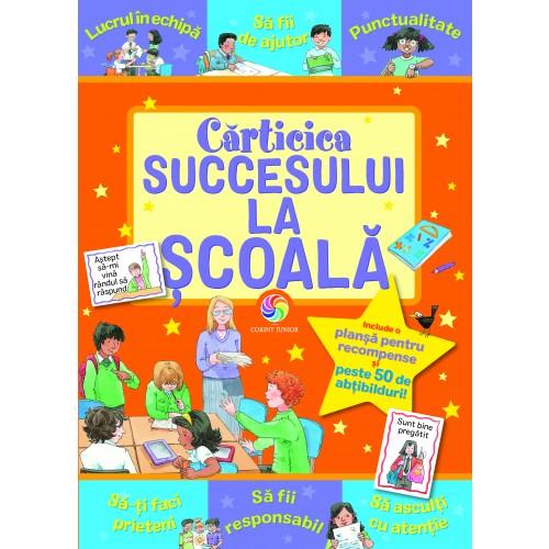 Carticica Succesului La Scoala | Sophie Giles