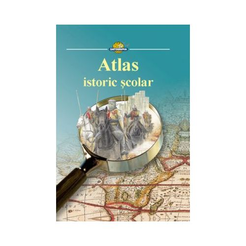Atlas istoric scolar |