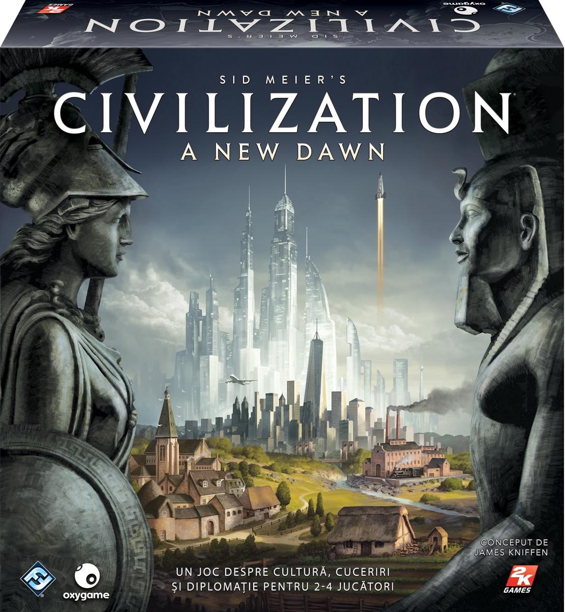 Sid Meier's Civilization: A New Dawn thumbnail