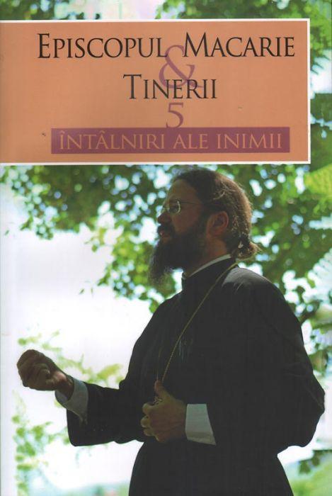 Episcopul Macarie & tinerii