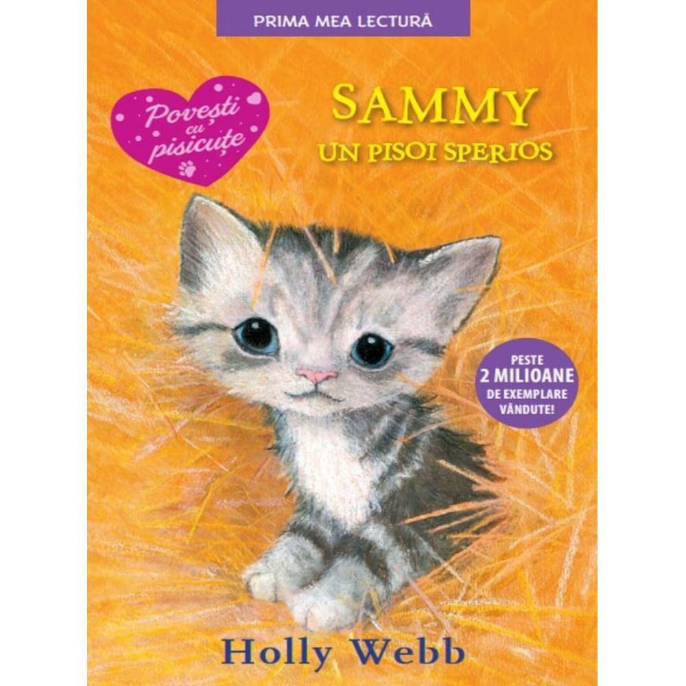Sammy, un pisoi sperios thumbnail