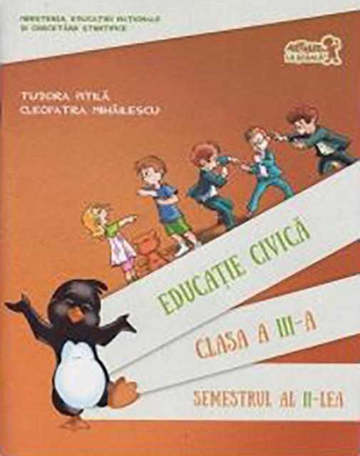 Educatie Civica pentru clasa a III-a, semestrul al II-lea