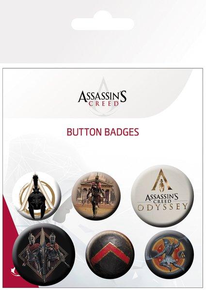 Set 6 insigne - Assassins Creed Odyssey thumbnail