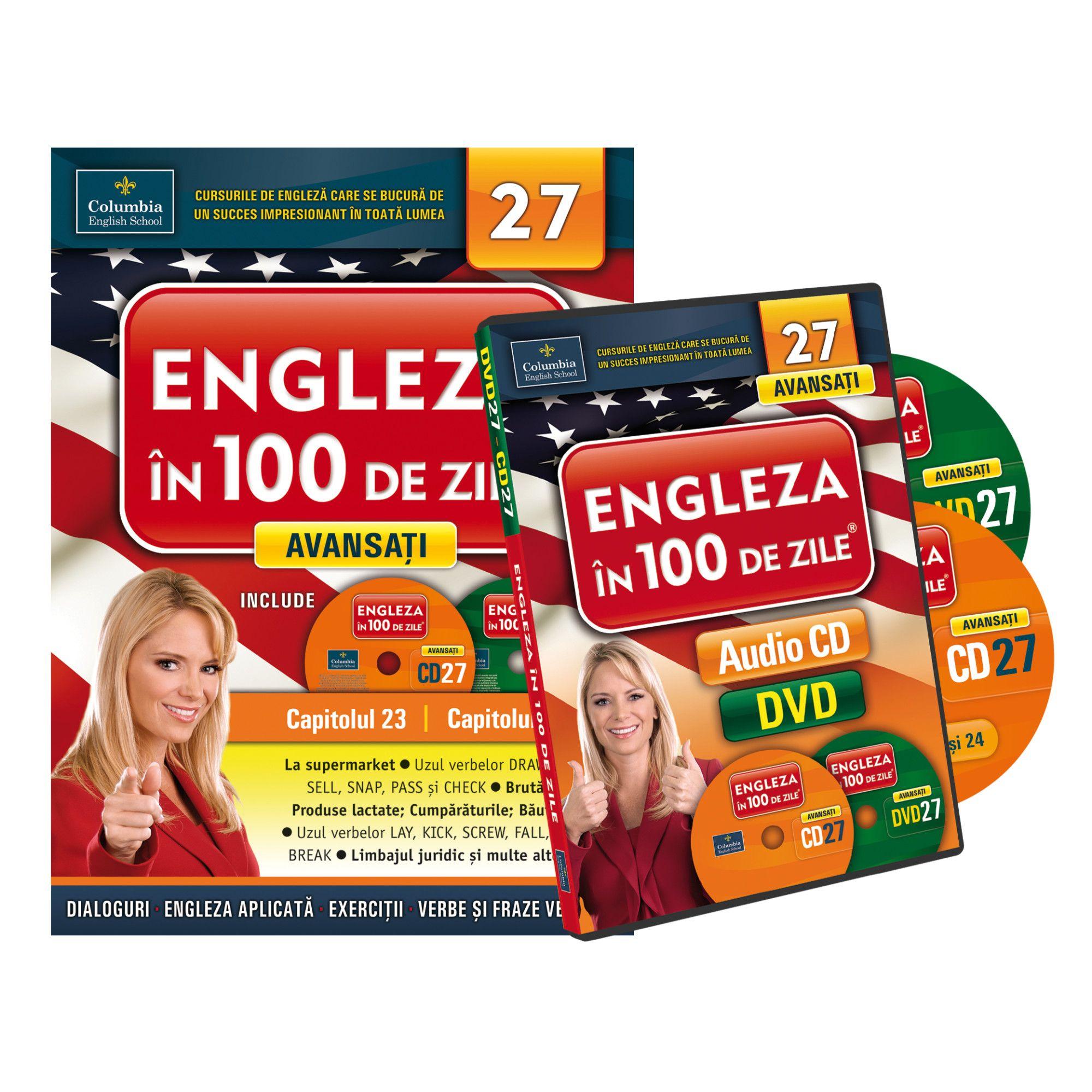 Set Engleza in 100 de zile nr. 27 |