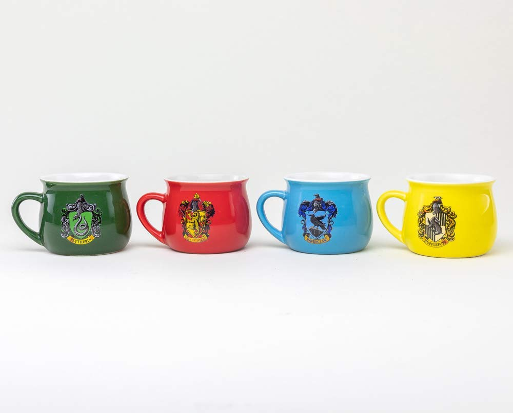 Set 4 cani - Harry Potter House Crests thumbnail