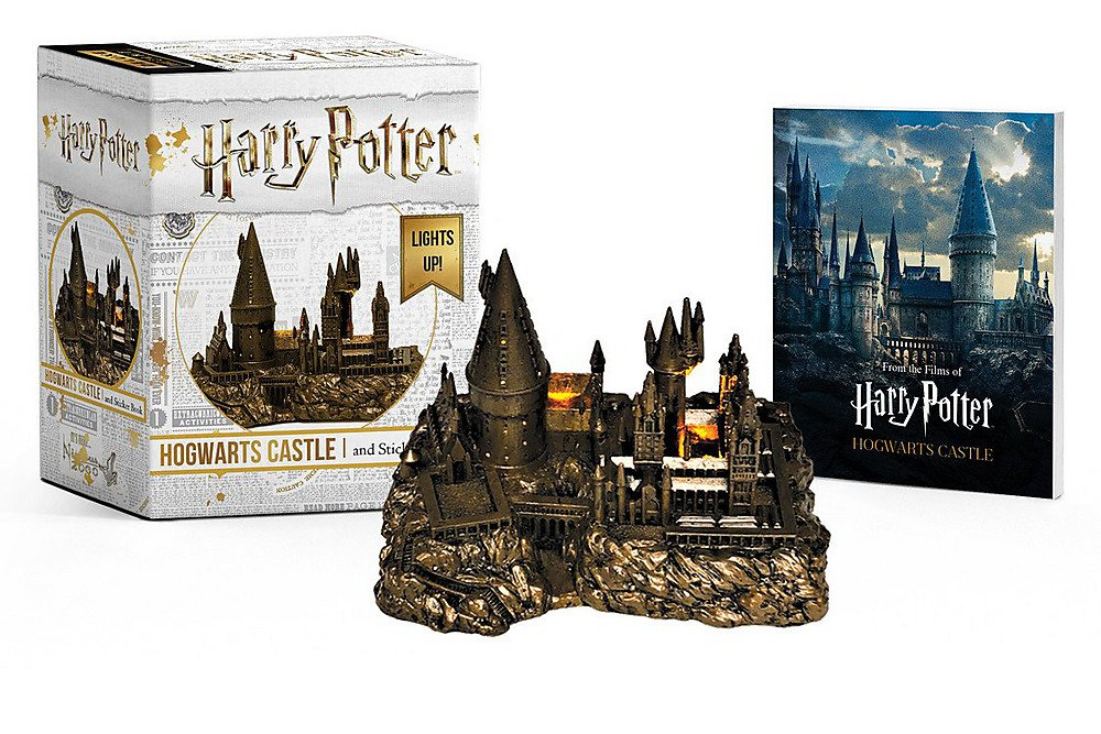 Kit - Harry Potter Hogwarts Castle and Sticker Book thumbnail