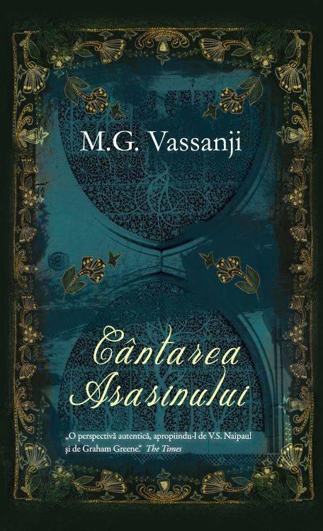 Cantarea asasinului | M.G. Vassanji