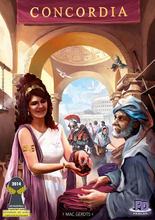 Concordia | Lex Games