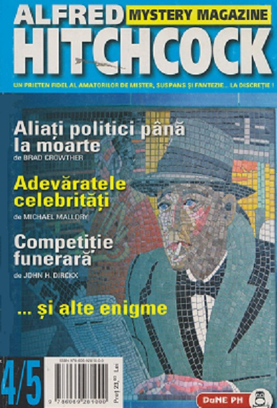 Alfred Hitchcock mystery magazine nr.4/5