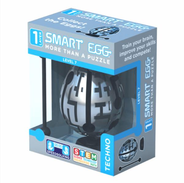 Jucarie - Smart Egg (Techno) thumbnail