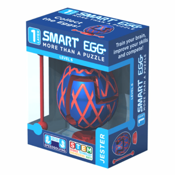 Jucarie - Smart Egg (Jester) thumbnail
