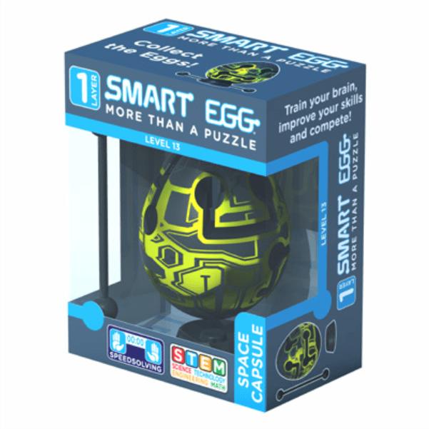 Jucarie - Smart Egg (Space Capsule) thumbnail