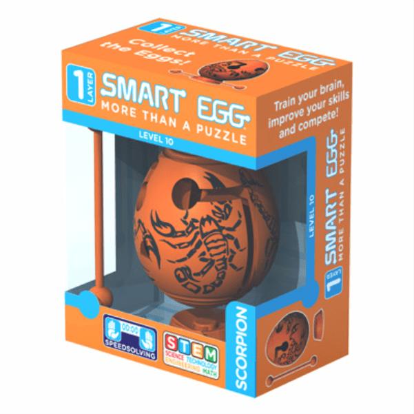 Jucarie - Smart Egg (Scorpion) thumbnail