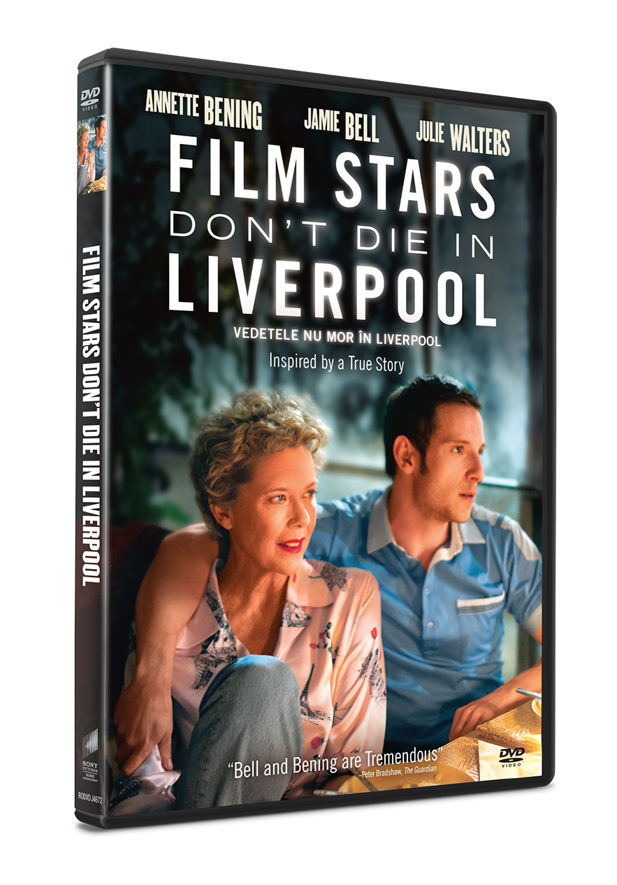 Vedetele nu mor in Liverpool / Film Stars Don't Die in Liverpool