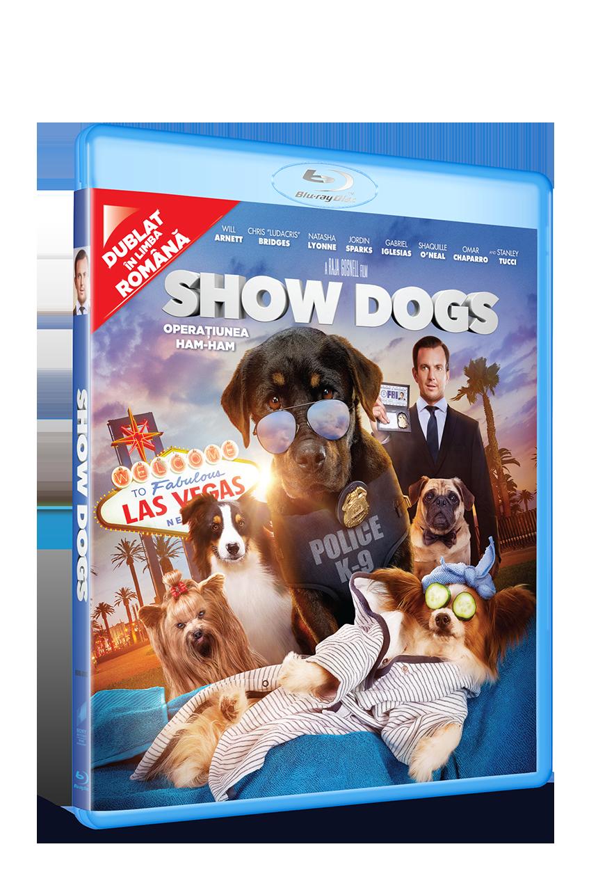 Operatiunea Ham-Ham / Show Dogs (Blu Ray Disc) thumbnail