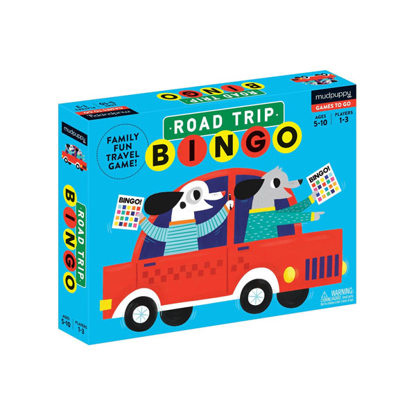 Joc de inteligenta - Road Trip Bingo thumbnail