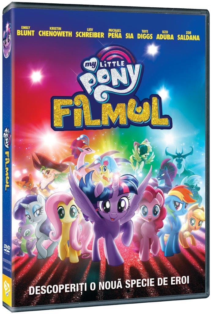My Little Pony - Filmul / My Little Pony - The Movie