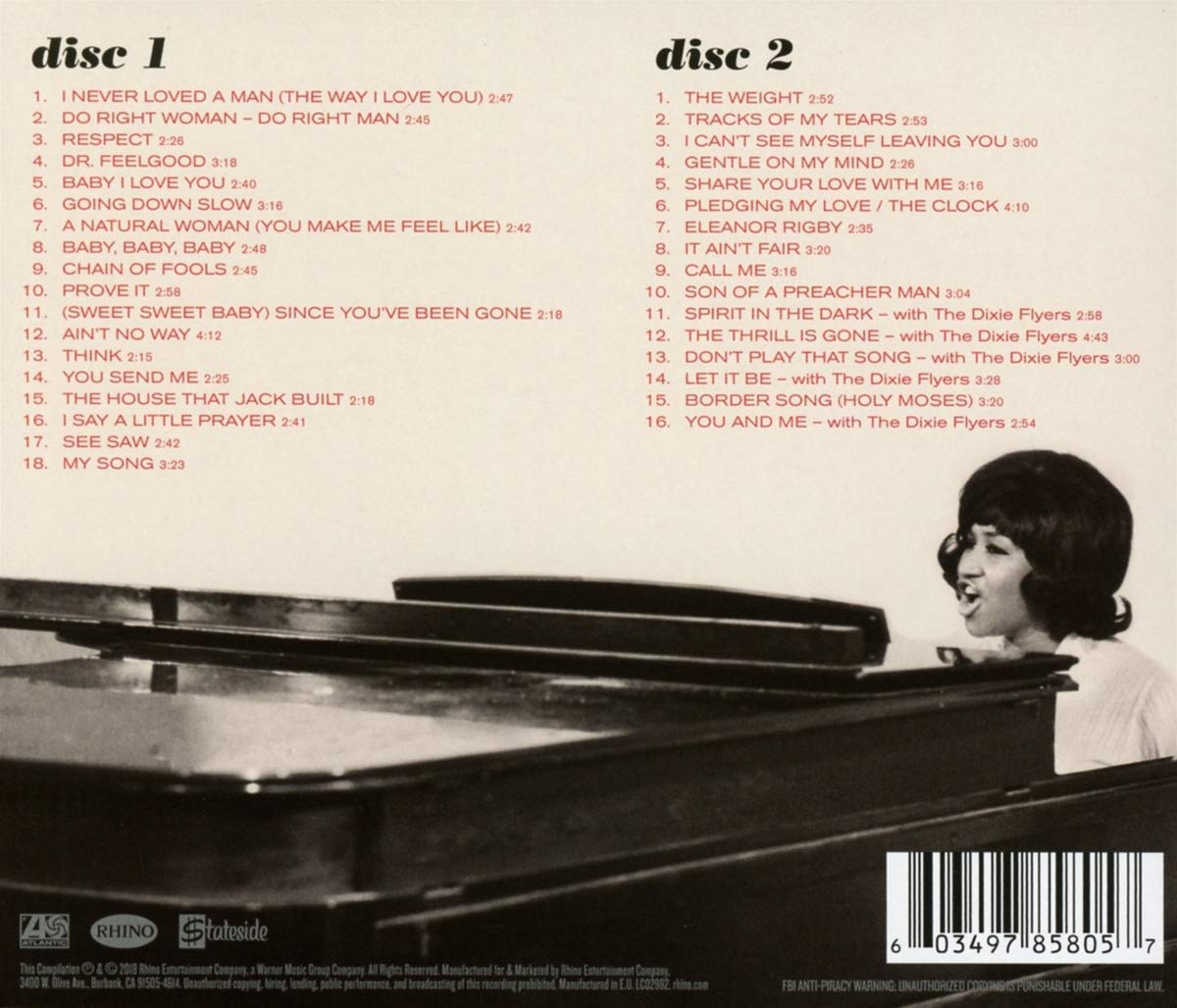 The Atlantic Singles Collection 1967-1970 thumbnail
