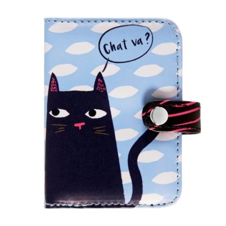 Portofel - Cartes Folk Black Cat thumbnail