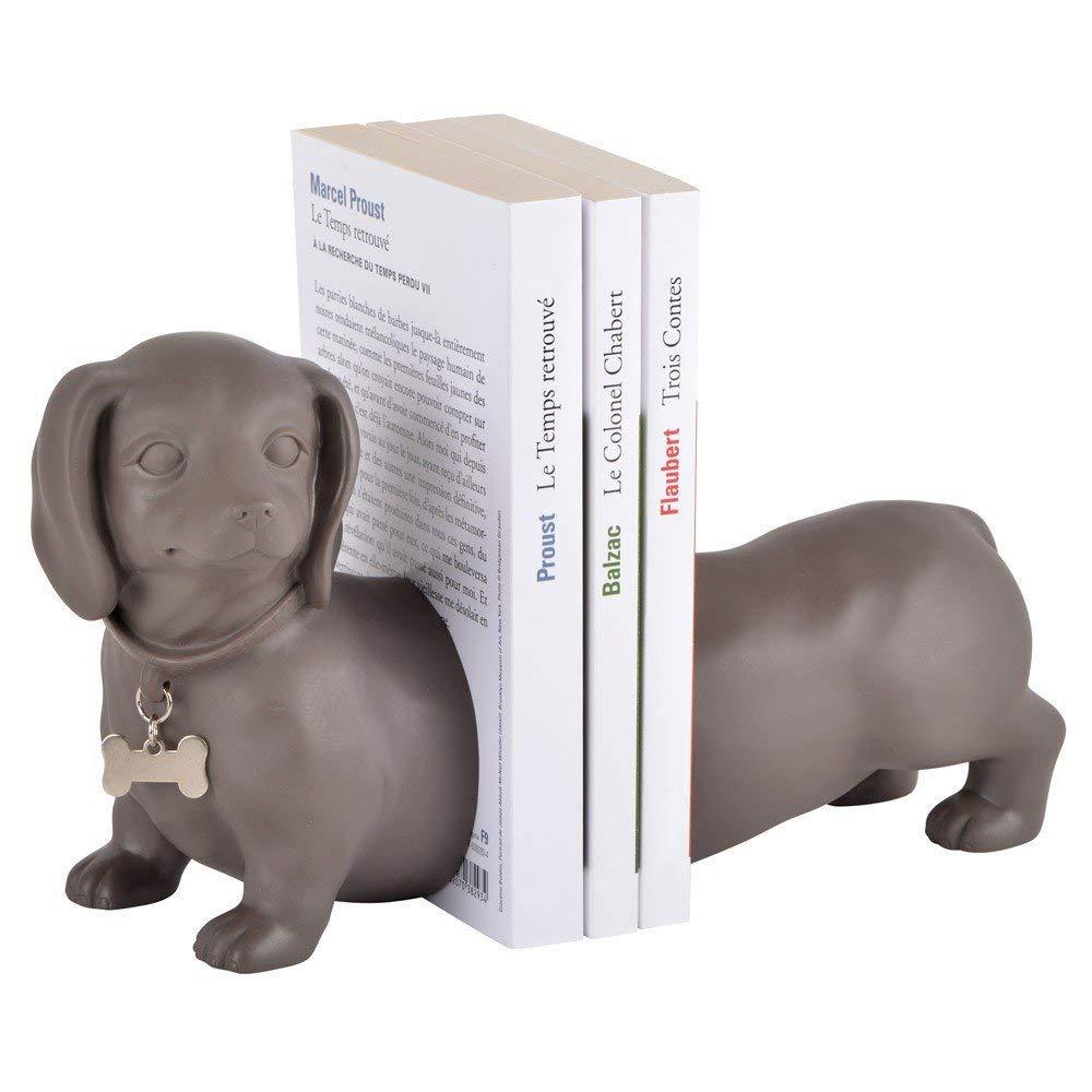 Suport lateral pentru carti - Teckel Dog thumbnail