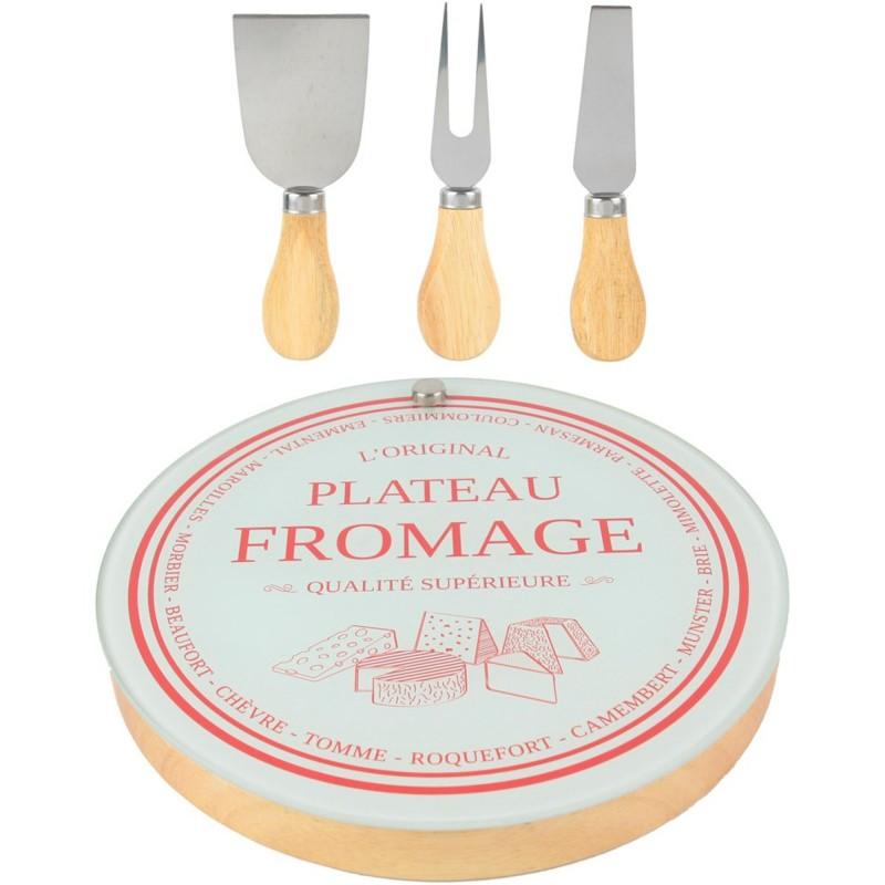Set cutite pentru branzeturi - Planche a Fromage thumbnail
