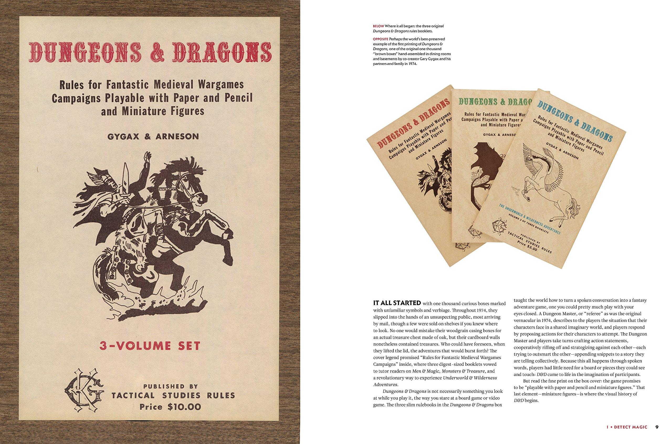 Dungeons and Dragons Art and Arcana thumbnail