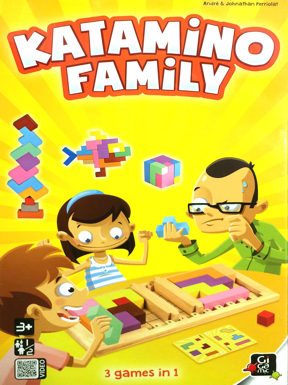 Katamino Family | Gigamic