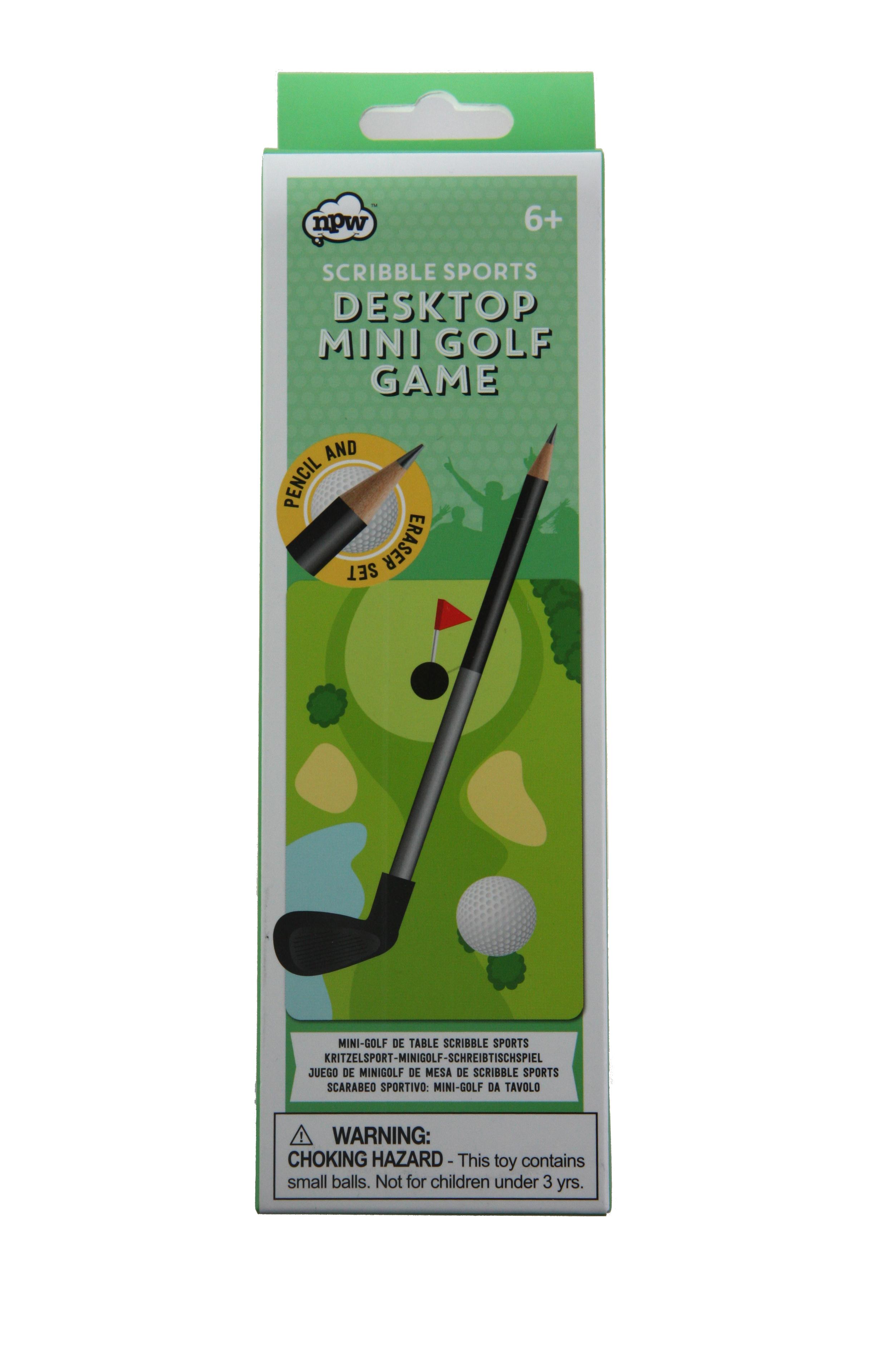 Joc de mini-golf pentru birou thumbnail