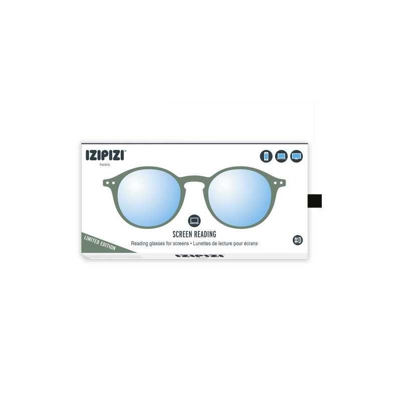 Ochelari cu protectie pentru ecran +0 - #D Green Moss thumbnail
