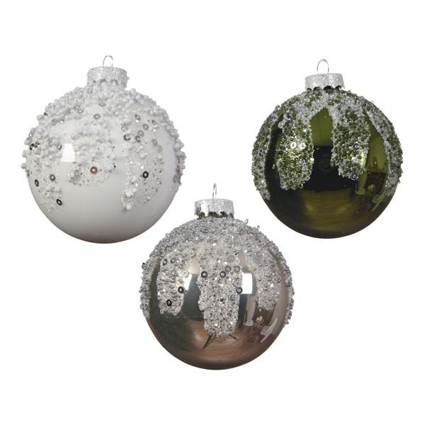 Glob decorativ - Ballotine - mai multe modele thumbnail