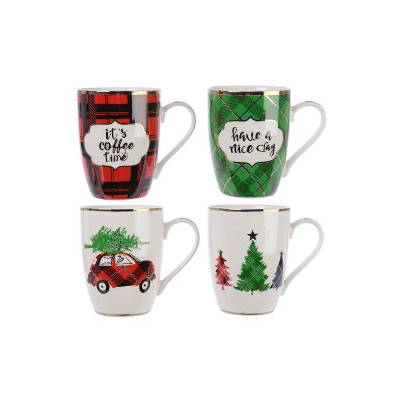 Cana - Christmas Mug - mai multe modele thumbnail