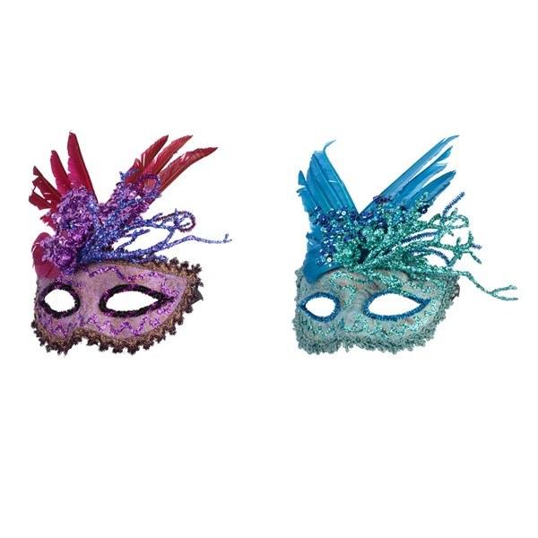 Masca pentru carnaval - Swingtag - mai multe modele thumbnail