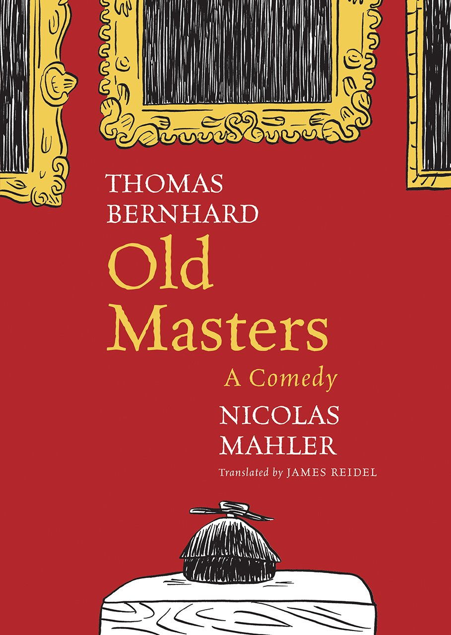 Old Masters   Thomas Bernhard