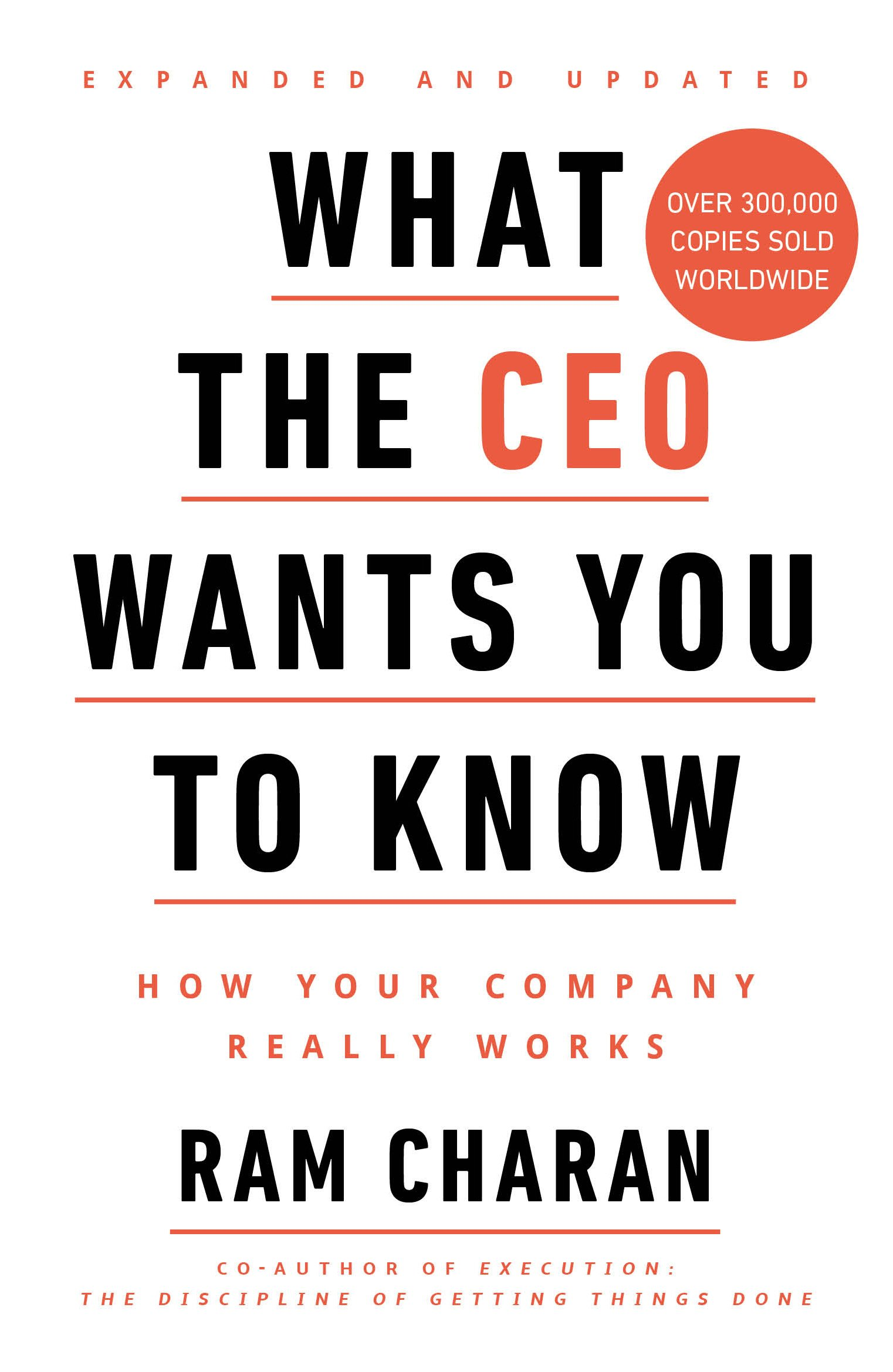 What the CEO Wants You to Know thumbnail