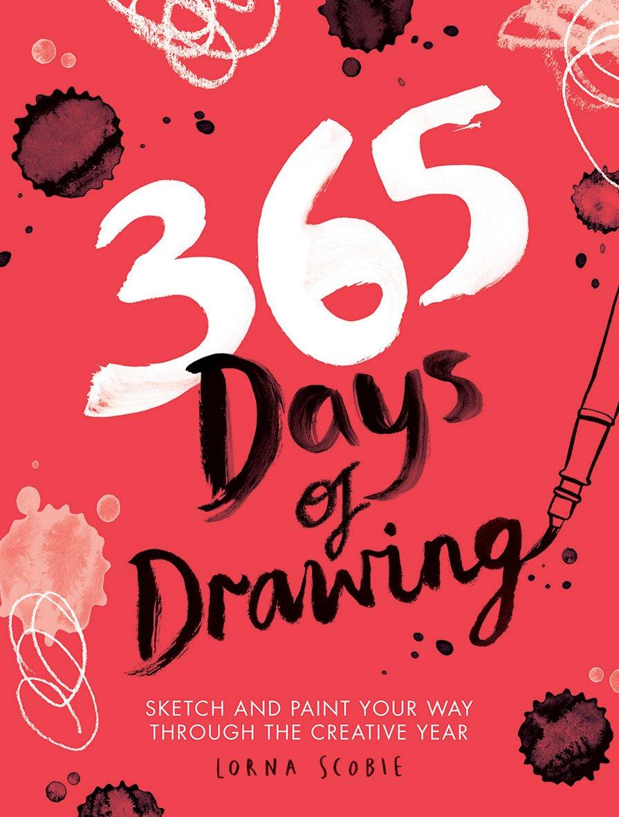 365 Days of Drawing thumbnail